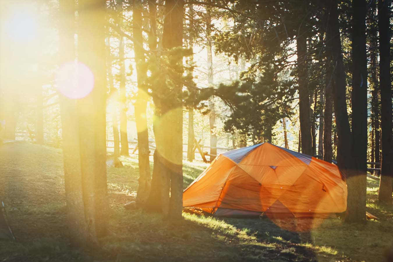 best solar-powered tent heaters