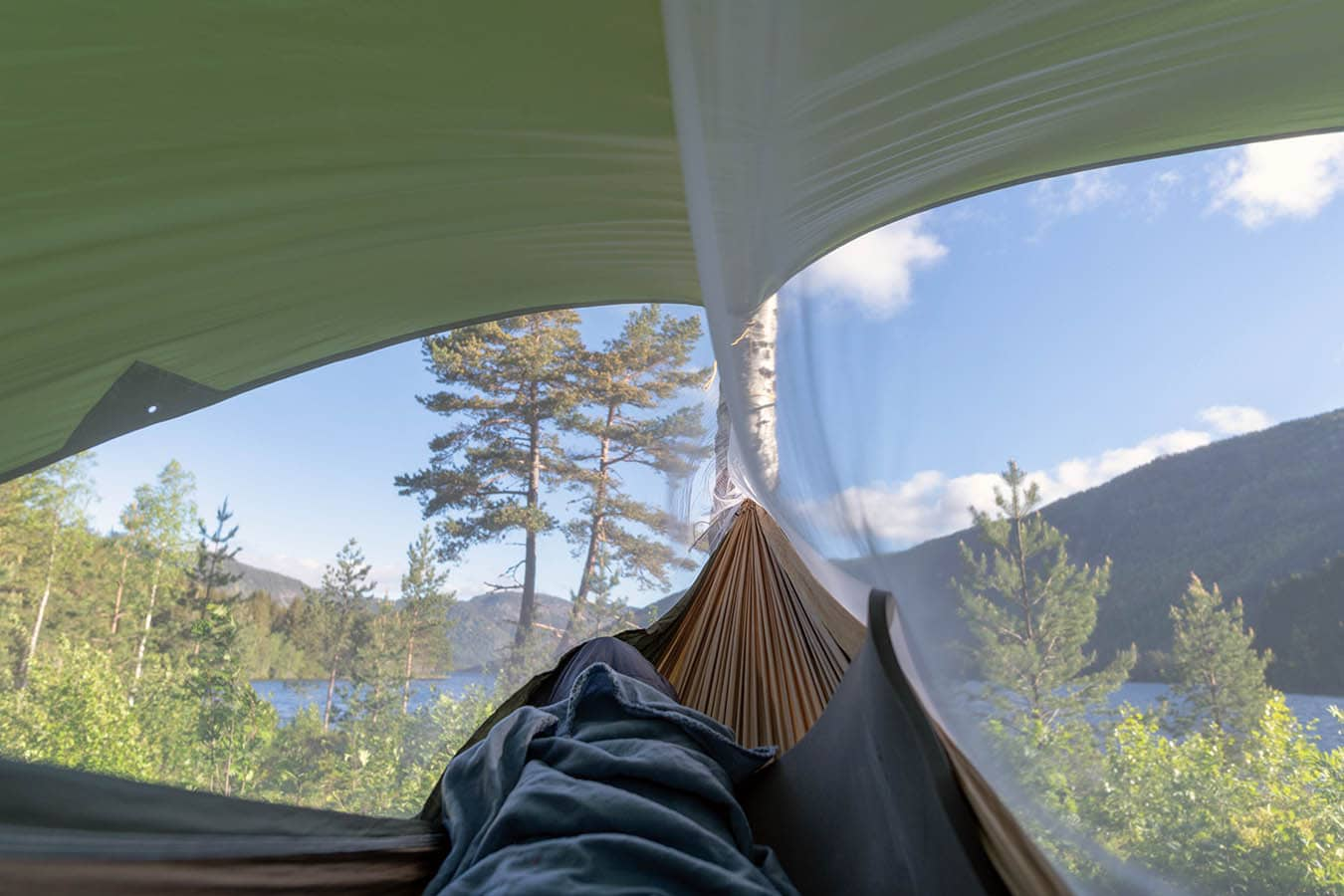 Best Hammock with Bug and Mosquito Net