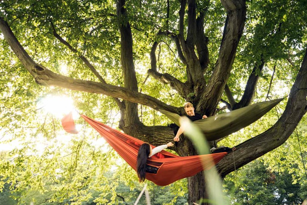 Hammock Tips For First-Time Campers