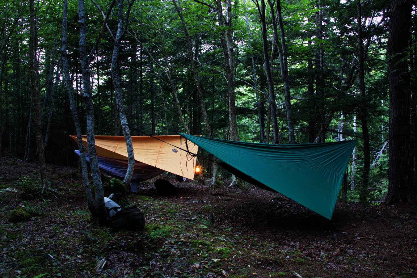 Hammock Camping guide how to