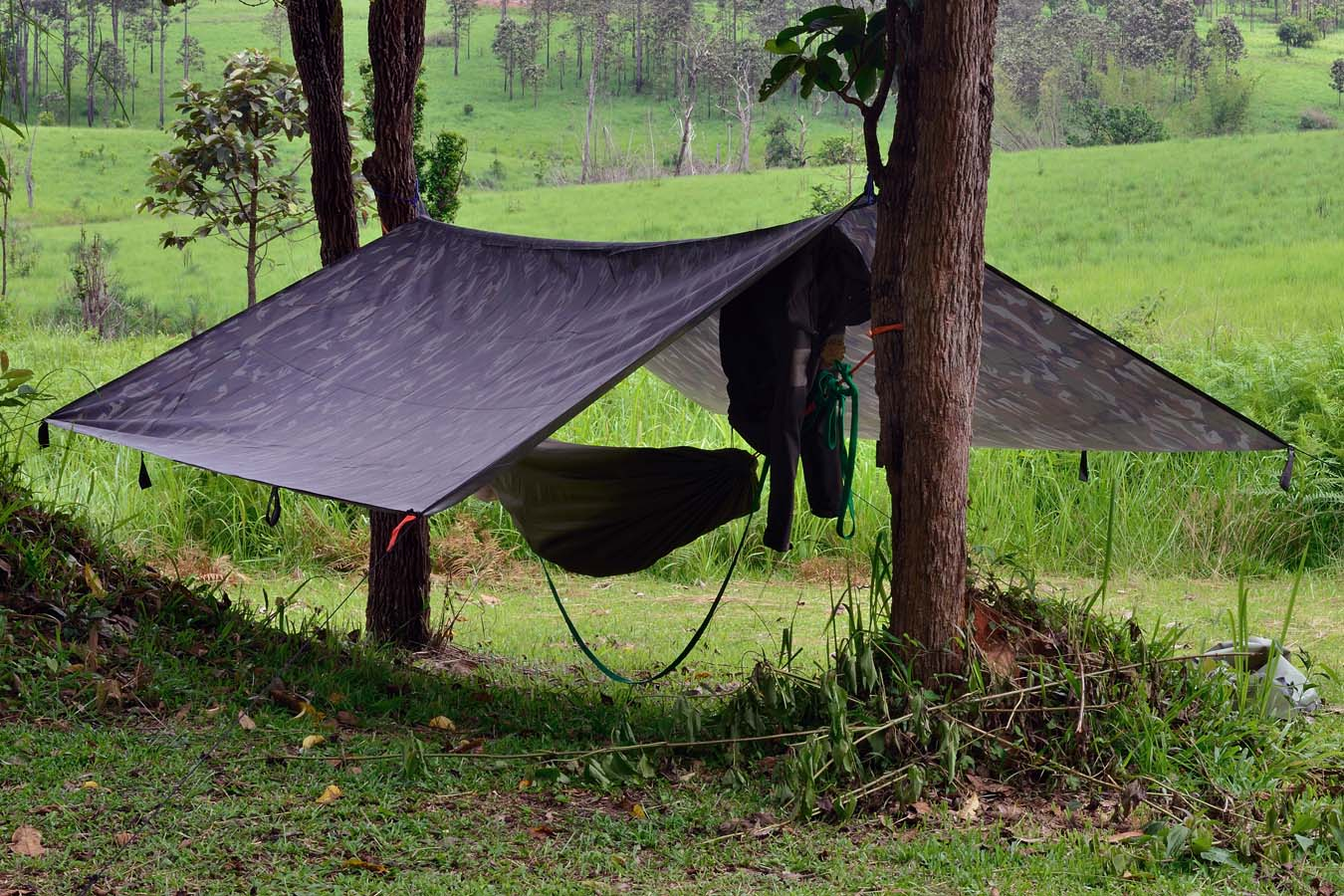 How to choose a camping hammock
