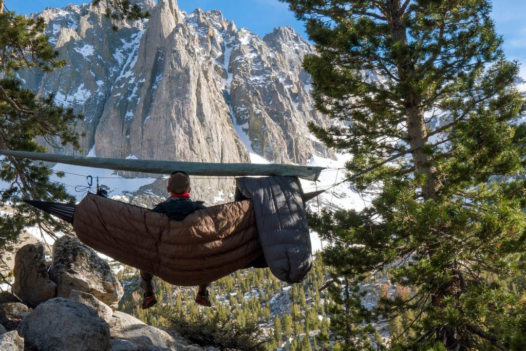 Do you need a pillow in a hammock