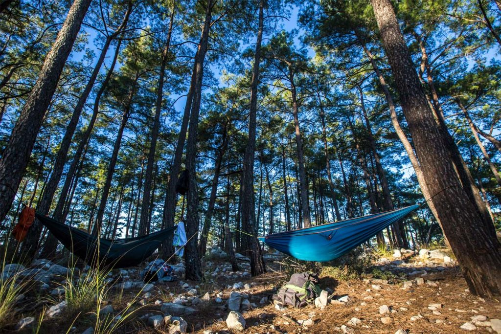 Can you Sleep on Your Side in a Hammock